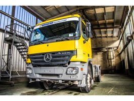 cab over engine Mercedes-Benz Actros 2041 AS - MP2 + KIPHYDR. 2007