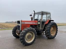 farm tractor Massey Ferguson 399 1987