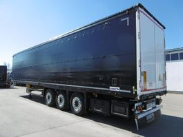 Getränke aufbau auflieger Schmitz Cargobull RSAB Speed-Curtain LASI XL Liftachse 2017