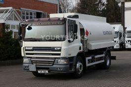 tank truck DAF CF E5/14000l/4 Kammern/Klima/ADR 2010