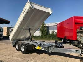 tipper trailer Müller-Mitteltal Ka-Ta-R 14,4 mit 10t Rampen, 385/55R 19,5 2021