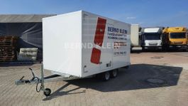 closed box car trailer Other KO2000R 2021