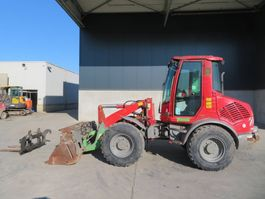wheel loader Atlas 65 2010