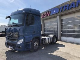 cab over engine Mercedes-Benz Actros 1843 LS, ADR - Full, TOP ZUSTAND 2015