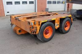 lowloader semi trailer Goldhofer THP/ET 2 2003