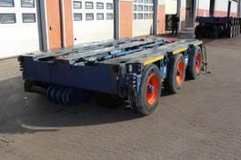 lowloader semi trailer Goldhofer THP/ET 3 2007