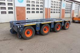 lowloader semi trailer Goldhofer THP/ET 4 2008
