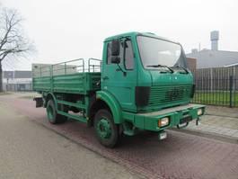 army truck Mercedes-Benz 1017 A  4x4  met huif