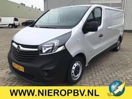 closed lcv Opel vivaro l2 h1 airco 2015