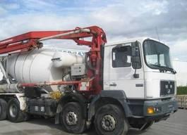 Betonmischer-LKW MAN F2000 35.403 1998