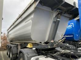 tipper semi trailer Meiller MHPS 12/27 Kippauflieger 3 Achse *Liftachse 2017