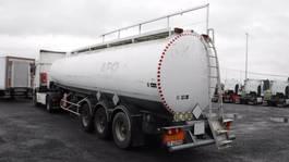 tank semi trailer semi trailer Trailor 40000 liter 1992