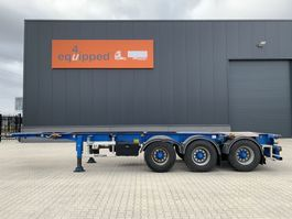 container chassis semi trailer LAG 20FT/30FT, ADR,  BPW, NL-CHASSIS 2007