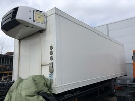 reefer-refrigerated shipping container Koelbak + laadklep + Carrier koelmotor 2008