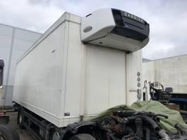 reefer-refrigerated shipping container Koelbak,  opslag bak ,  laadklep + Carrier koelmotor 2008