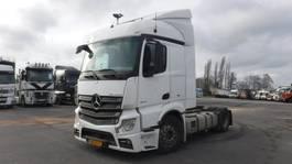 mega-volume tractorhead Mercedes-Benz Actros 1845 Lowdeck (Retarder) 2015
