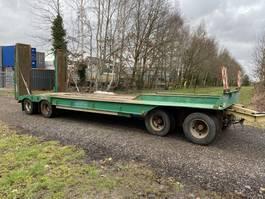lowloader trailer Gheysen en Verpoort 2,75 mtr breedt