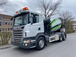 concrete mixer truck Scania G360 6x2/Intermix 7 m³/Verlängerung 9,00m Mit Remote 2011