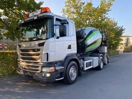 Betonmischer-LKW Scania G360 6x2/Intermix 7 m³/Verlängerung 9,00m Mit Remote 2011