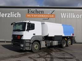 tank truck Mercedes-Benz Axor 2540 6x2, A3 2011