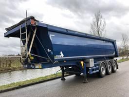 tipper semi trailer Stas Kipper Stas 35m3 Alu Alcoa, TOP 2012