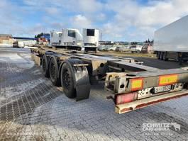 anderer Auflieger Schmitz Cargobull Semitrailer Containerchassis Maxi-version 2013