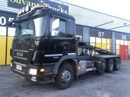 Container-LKW Sisu DK16M K-AKK-8x4/335+140+137 2013