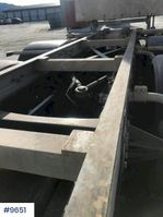Other truck part Bussbygg Container frame 2015