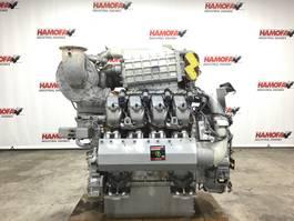 Engine car part MTU 8V4000 L63 GAS FOR PARTS 2009