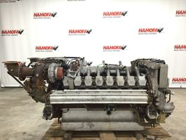 Engine car part MTU 16V2000 MARINE FOR PARTS 1999