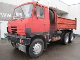 LKW Kipper > 7.5 t Tatra 815 S3 , 3 Way Tipper , Spring Suspension, V10 , 6x6 1987