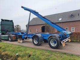 container chassis semi trailer Broshuis kip containerchassis 20ft /
