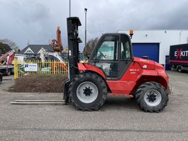 all terrain forklift Manitou M30-4 4x4 2015