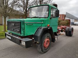 chassis cab truck Iveco 190.30 ** watercooler - refroidiss eau** 1984