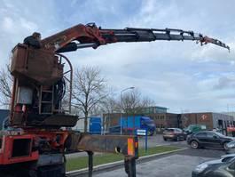 loader crane Palfinger PK66000E6 + JIB PJ154CV2E4 MET REMOTE CONTROL 2000