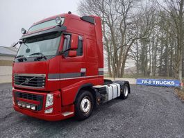 cab over engine Volvo FH 420 DOUBLE TANKS - XL CABINE -BELGIAN TRUCK