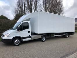 closed box semi trailer kuiper BE oplegger 7 ton Laadklep 1000 kg , 8 meter , 4560 kg laadvermogen . 2015