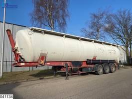 feed semi trailer SPITZER Silo / Bulk, 63000 Liter, 63 M3 1997