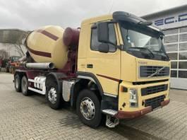 concrete mixer truck Volvo FM 380 8x4 EURO4 Betonmischer Stetter 2007