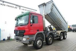 tipper truck > 7.5 t Mercedes-Benz Actros 4141 AK 8x6 4 Achs Muldenkipper Meiller 2007