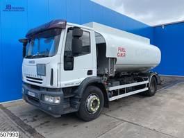 tank truck Iveco EuroCargo 190 190EL28 13390 Liter, 4 Compartments, Manual, ADR 2007