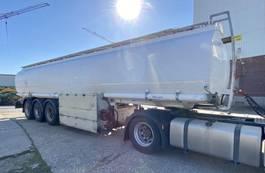 Tankauflieger BENZIN & Diesel - 41600 - 5 compartments- BPW - Aluminium