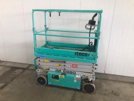 scissor lift wheeld Iteco IM5980 2015