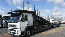 car transporter truck Volvo FM 400 Autotransporter Kassbohrer 2009
