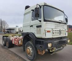 tipper truck > 7.5 t Renault G340 G 340 Maxter   6x6 1995