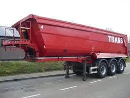 Kippauflieger Galtrailer STEEL TIPPER 34 m3 CHASS.STEEL+SAF+LIFTAXLE+HYDR.VALVE 2014