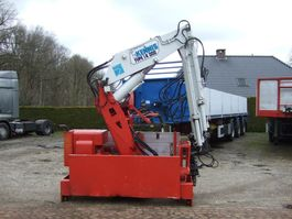 drop side semi trailer Kennis R14