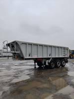 tipper semi trailer Benalu KIPPER C34 2011