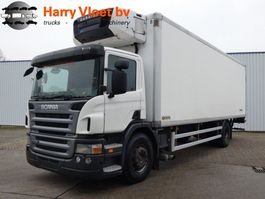refrigerated truck Scania P230 2006