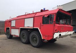 Feuerwehrauto Faun crashtender MLF 22.30/45V 6x4 1989